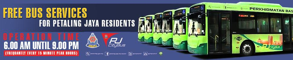 Free bus services