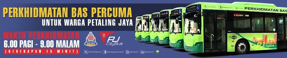 Perkhidmatan bas percuma