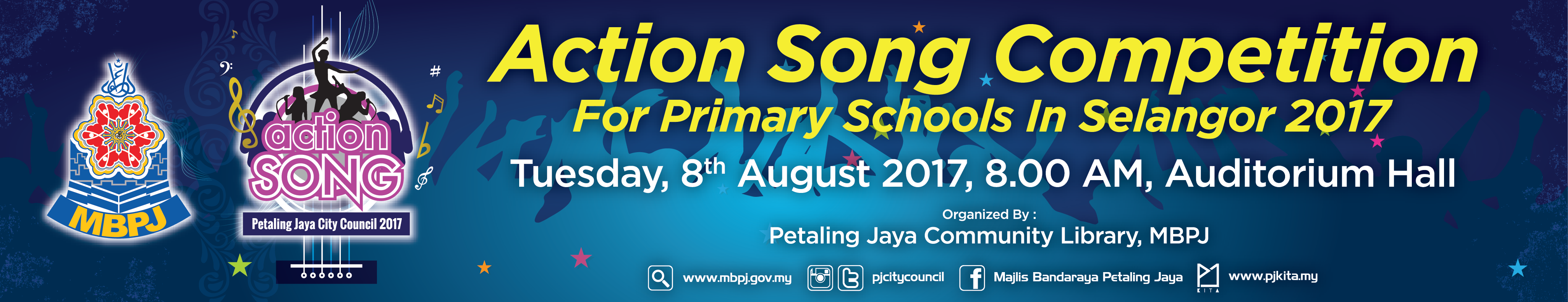 Action Song Competition 2017