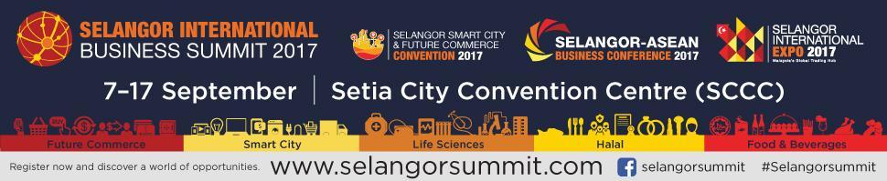 Selangor Business Summit 2017