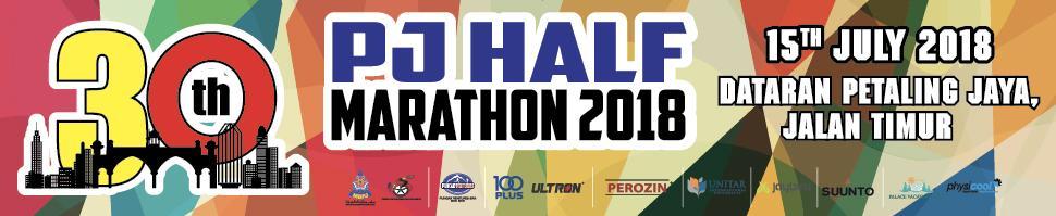Banner PJ Half Marathon