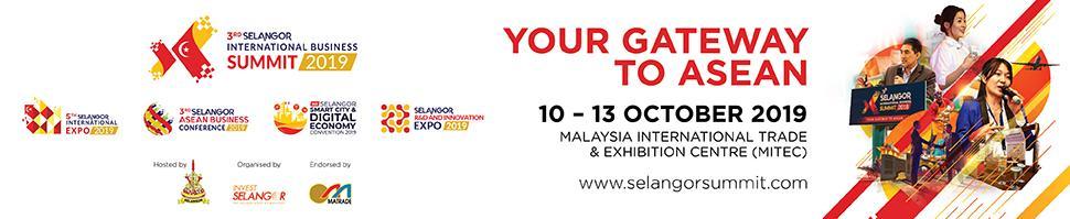 Banner Selangor Summit 2019