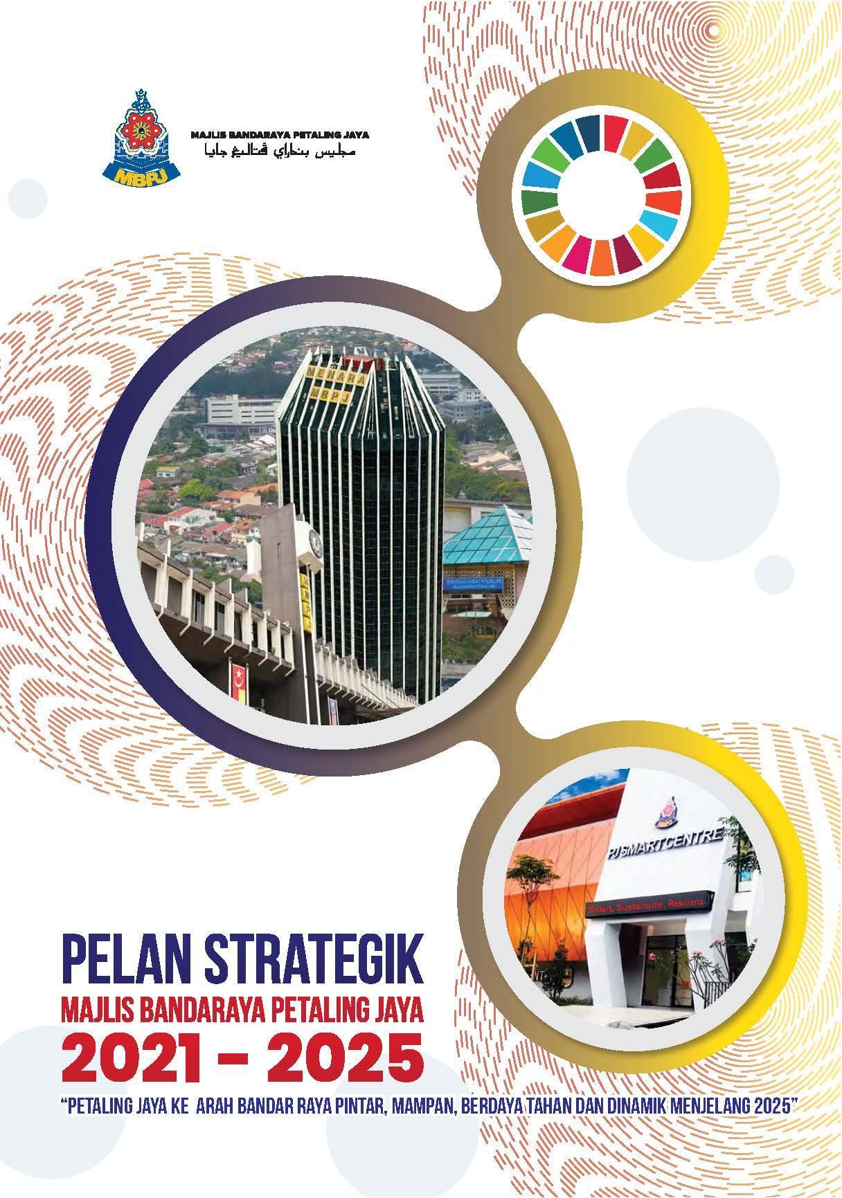 Cover Pelan Strategik MBPJ
